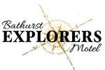 bathurst explorers motel logo